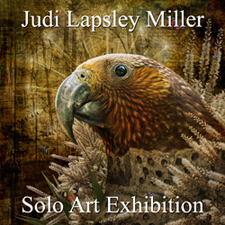 Judi Lapsley Miller - Solo Art Exhibition