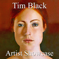 Tim Black - The Artist Showcase Feature