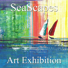 """SeaScapes"" Art Exhibition – October 2017 post image"