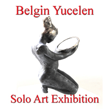 Belgin Yücelen – Solo Art Exhibition post image