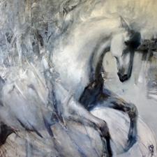 "Lesley Humphrey's ""LEAN ON ME"" Art Exhibition"