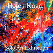 Helen Kagan – Solo Art Exhibition post image