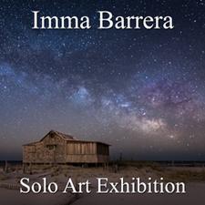 Imma Barrera - Solo Art Exhibition