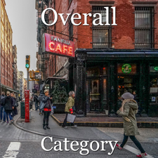 2018 Theme CityScape Online Art Exhibition - Overall Winning