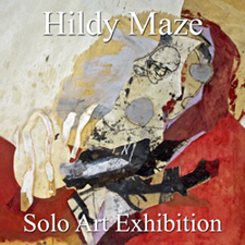 Hildy Maze – Solo Art Exhibition post image