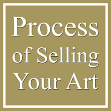 The Process of Successfully Selling Your Art