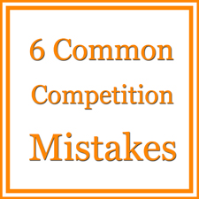 6 Art Competition Mistakes Made by Artists