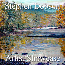 Stephen Dobson - Artist Showcase Feature