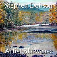 Stephen Dobson - Artist Showcase Feature