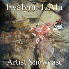 Evalynn J. Alu - Artist Showcase Feature