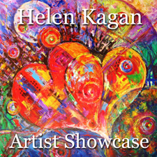 Helen Kagan - Artist Showcase Feature