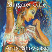 Margaret Girle - Artist Showcase Feature