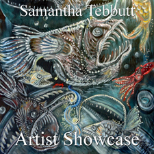 Samantha Tebbutt - Artist Showcase