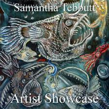 Samantha Tebbutt - Artist Showcase Feature