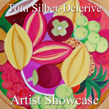 Toni Silber-Delerive - Artist Showcase