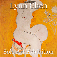 Lynn Chen - Solo Art Exhibition Feature