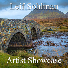 Leif Sohlman - Artist Showcase Feature