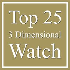The Gallery's Top Twenty-Five 3D Artists to Watch