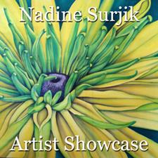 Nadine Surjik - Artist Showcase