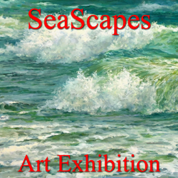 SeaScapes Art Exhibition - December 2018