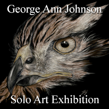 George Ann Johnson - Solo Art Exhibition