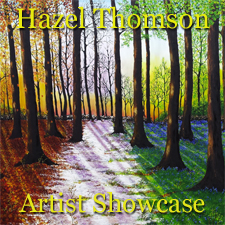 Hazel Thomson - Artist Showcase