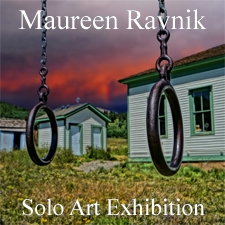 Maureen Ravnik - Solo Art Exhibition