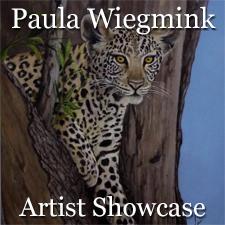 Paula Wiegmink - Artist Showcase