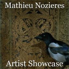 Mathieu Nozieres - Artist Showcase