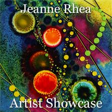 Jeanne Rhea - Artist Showcase