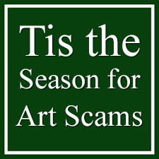 7 Signs You are Dealing with an Art Scammer
