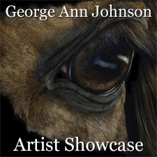 George Ann Johnson - Artist Showcase