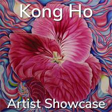 Kong Ho - Artist Showcase
