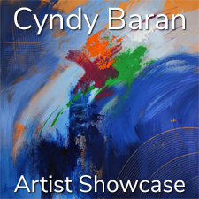 Cyndy Baran - Artist Showcase