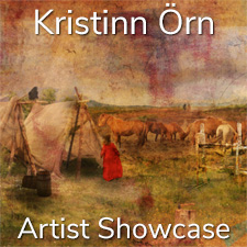 Kristinn Örn - Artist Showcase
