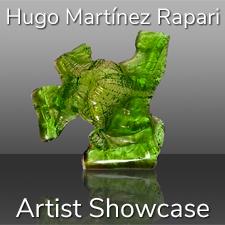 Hugo Martínez Rapari – Artist Showcase