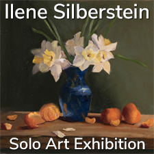 Ilene Silberstein – Solo Art Exhibition