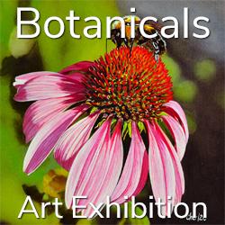 """Botanicals"" Art Exhibition – May 2021"