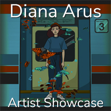 Diana Arus – Artist Showcase