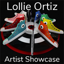 Lollie Ortiz – Artist Showcase