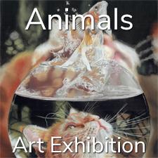 """Animals"" Art Exhibition – June 2021"