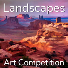 "11th Annual ""Landscapes"" Online Art Competition"