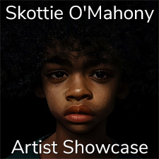 Skottie O'Mahony – Artist Showcase