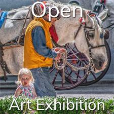 """Open"" Art Exhibition – August 2021"
