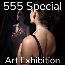 """555 Special"" Art Exhibition – Summer 2021"