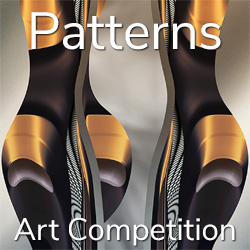 """5th Annual """"Patterns, Textures & Forms"""" Online Art Competition"""