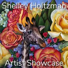 Shelley Holtzman – Artist Showcase