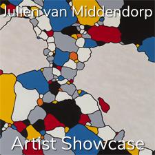 Julien van Middendorp – Artist Showcase