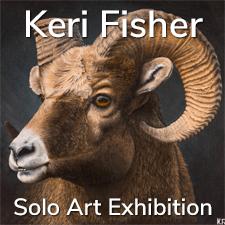 Keri Fisher – Solo Art Exhibition
