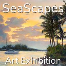 """SeaScapes"" Art Exhibition – October 2021"